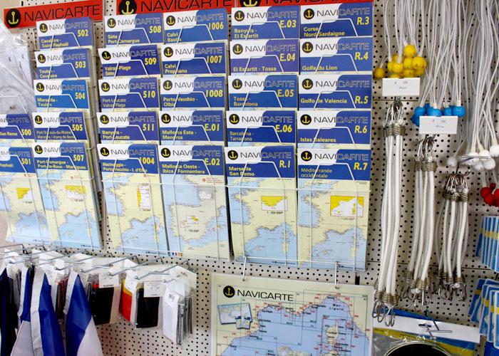 artes de navigation - Sécurité - Radeaux - Révisions radeaux - Produits nettoyants