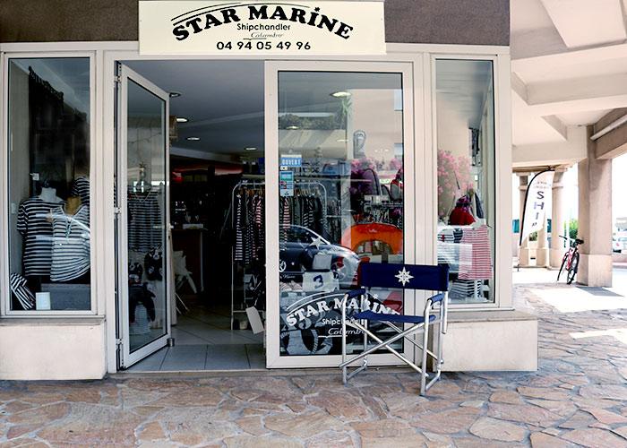 Star Marine à Cavalaire - Shipchandler - Tél : 04.94.05.49.95