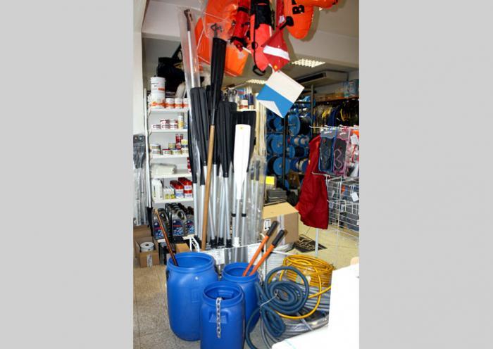 Mouillage, entretien, mise aux normes de votre bateau - Petit matériel, gaffe télescopique