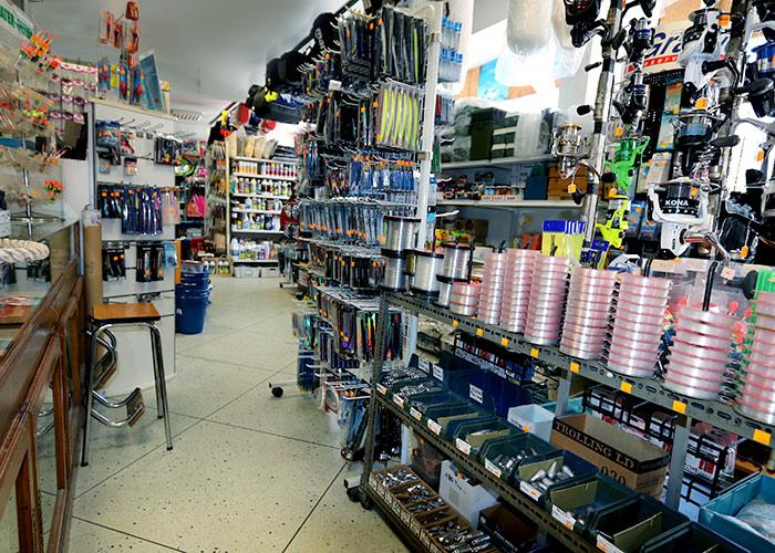 Boutique Nautique, Hall Nautique, Spécialiste de la mer - Tout pour votre bateau