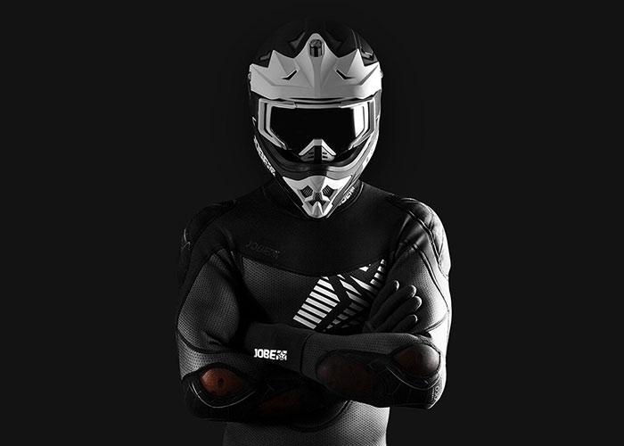 Nouvelle Collection Hall Nautique - Detroit FullFace Helmet