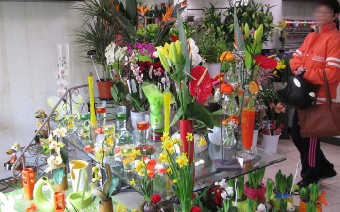 Nos spécialités de bouquets est de fleurs. Dans nos bouquets, une diversité de fleurs