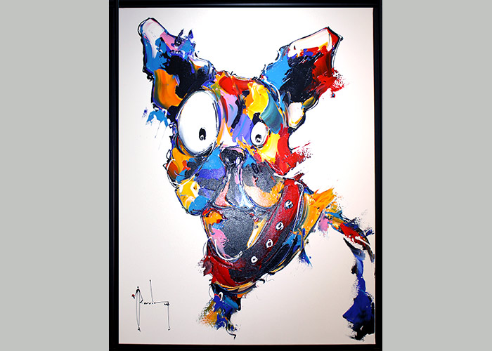 Galerie ART/83 est une galerie orientée Pop Art