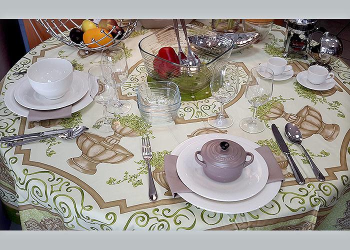 Table dressée, Vaisselle Villeroy & Boch