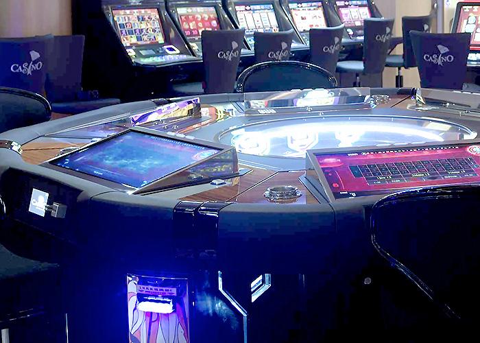 Le Casino de Cavalaire est le seul Casino du Var à proposer une telle offre de jeux