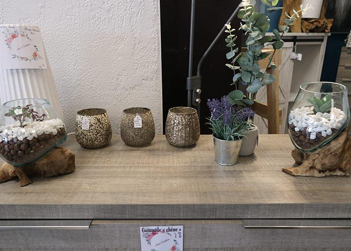 Découvrez notre boutique accessoires décoration pour la maison chez Aure & Création
