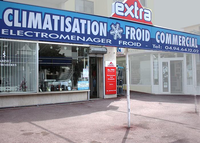 EMF | CLIMATISATION ELECTROMENAGER - Pose & Installation