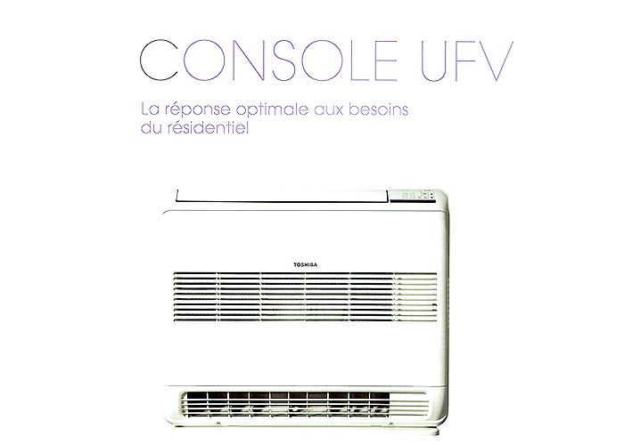 EMF Cavalaire | Console UFV la bonne réponse