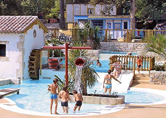 Le camping La Treille**** à Cavalaire, ouvert de Pâques à mi-octobre