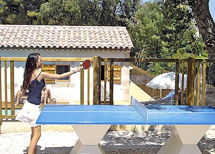 Le camping La Treille****, Cavalaire,ouvert de Pâques à mi-octobre