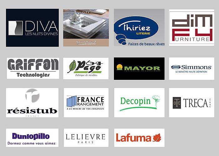 Nous travaillons avec des fabricants de meubles et literies françaises chez Jadis&Aujourd'hui