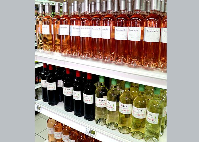 Produits régionaux, bio, beauté. L'ensemble forme un magasin plus convivial et chaleureux