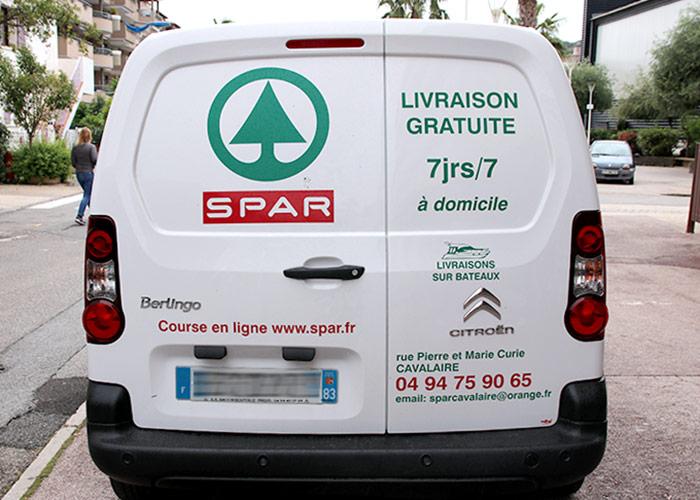 Magasin SPAR CAVALAIRE SUR MER 83240