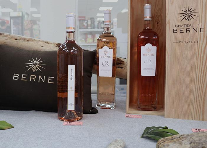 Nos vins, Spar, Une grande variété de produits