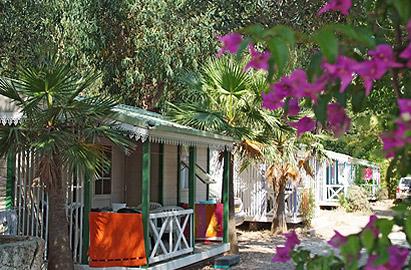 Le camping De la Baie, CAMPING - SÉJOUR - CHALETS - MOBIL HOME - ANIMATION