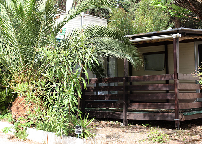 Le camping De la Baie, 350 emplacements au cœur de la ville